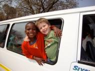Camden & Thlulani-Pray for our family & for Africa