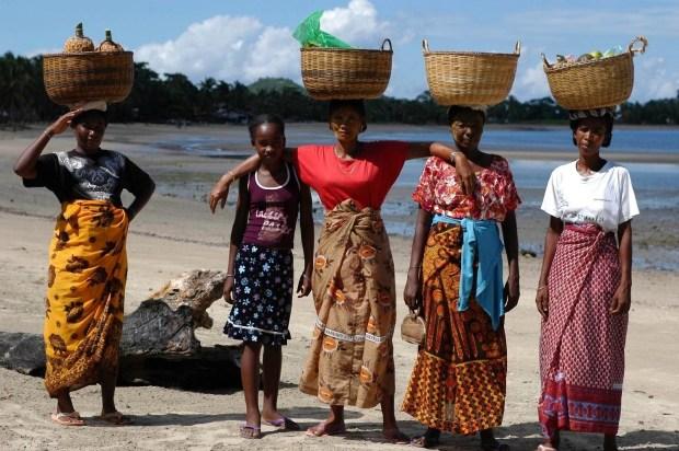 Madagascar-islanders